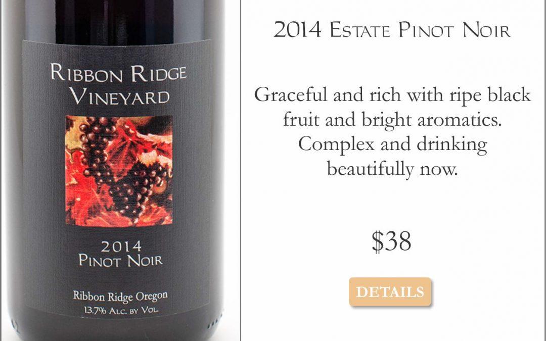 2014 Estate Pinot Noir