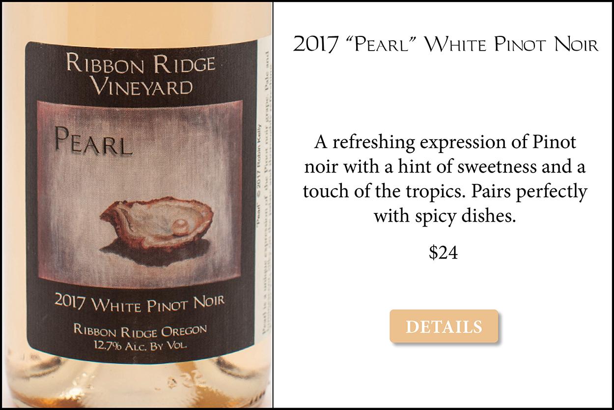 2017 Pearl Pinot Noir