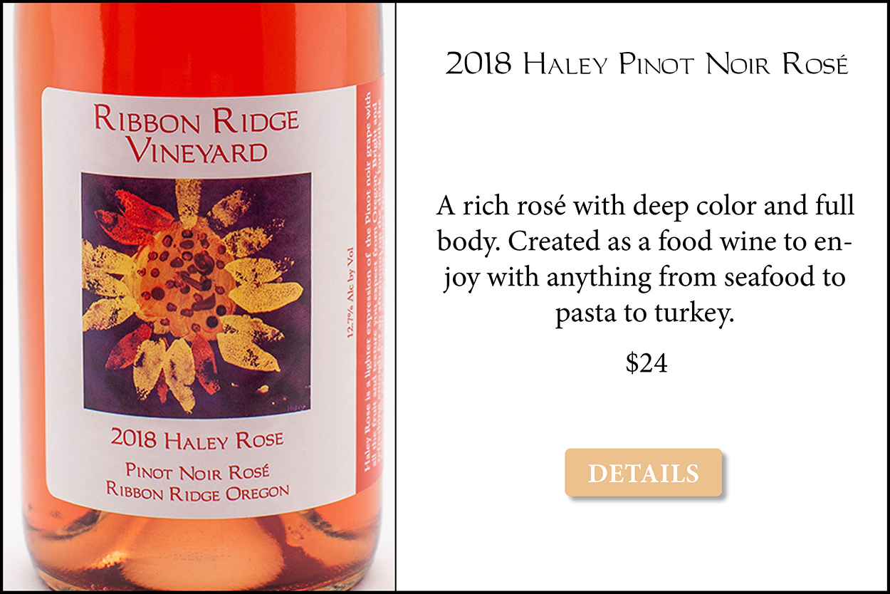 2018 Haley Rose Rosé